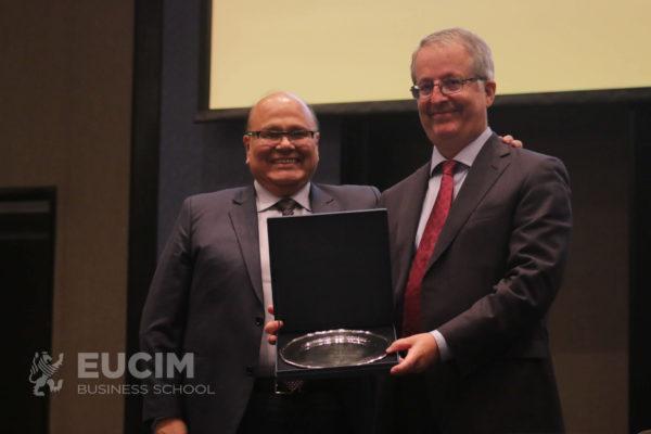 EUCIM - Congreso Internacional - Maestrías - Eduardo Servat - Javier Fernández Aguado