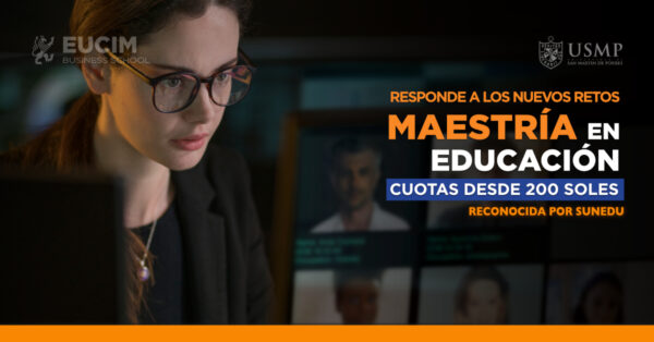 Maestría en Educación - Responde a los nuevos Retos
